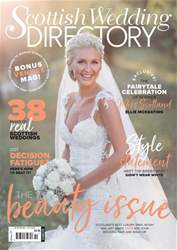 The Scottish Wedding Directory issue Autumn 2018