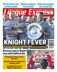 League Express issue 3140