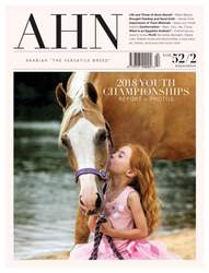Australian Arabian Horse News issue Oct-18
