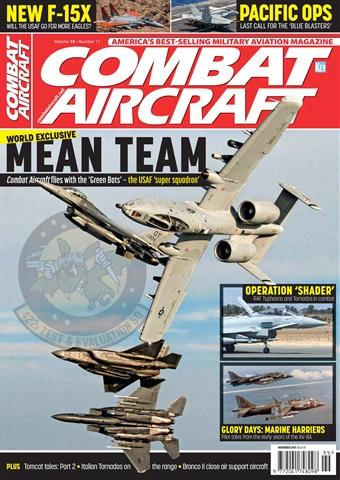 Combat Aircraft issue   November 2018