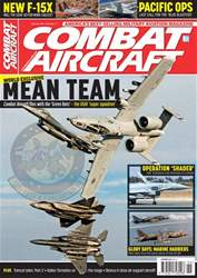 Combat Aircraft issue   November 2018