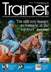 Trainer: European Edition issue Issue 63 - October - December 2018