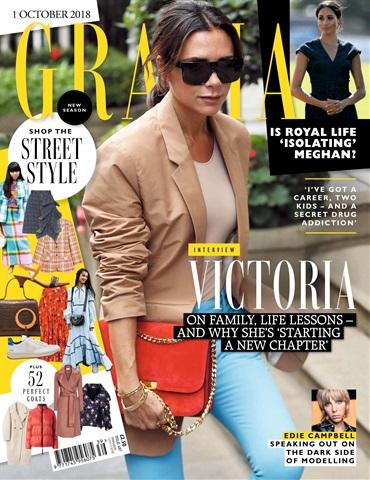 Grazia issue Issue 697