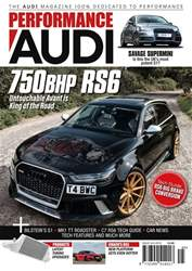Performance Audi Magazine issue 045