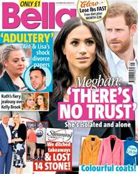 Bella Magazine issue 2nd October 2018