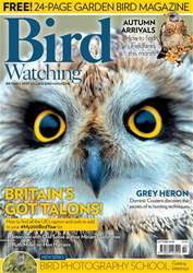 Bird Watching issue October 2018