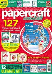 Papercraft Essentials issue Issue 165