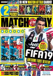Match of the Day issue Issue 524