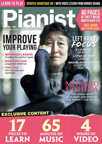 Pianist issue Oct - Nov 2018