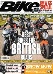 Bike issue November 2018