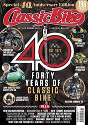 Classic Bike issue October 2018