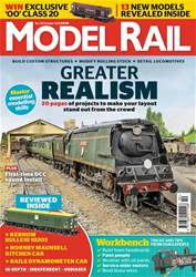Model Rail issue October 2018