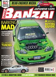 Banzai issue November 2018