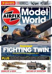 Airfix Model World issue   November 2018