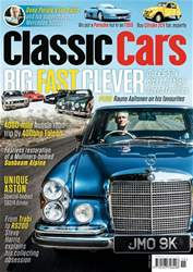 Classic Cars issue November 2018