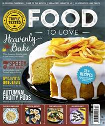 Food To Love issue October 2018