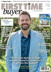 First Time Buyer issue Oct/Nov 2018