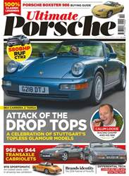 Ultimate Porsche issue Oct/Nov  2018