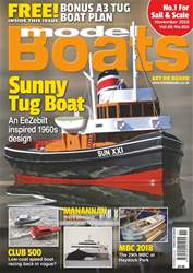 Model Boats issue Nov-18
