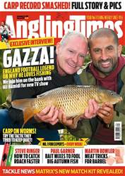 Angling Times issue 25th September 2018
