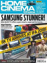 Home Cinema Choice issue Nov-18
