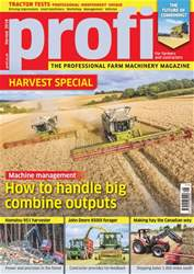 Profi International issue Harvest Issue 2018