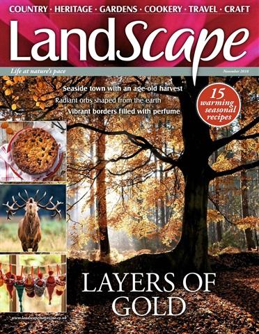 LandScape issue November 2018