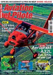 Aviation et Pilote issue October 2018