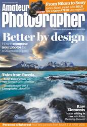 Amateur Photographer issue 29th September 2018