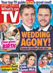 What's on TV issue 29th September 2018