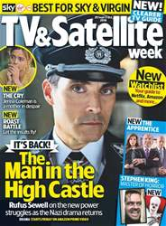 TV & Satellite Week issue 29th September 2018