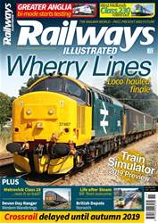 Railways Illustrated issue   November 2018