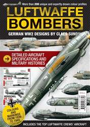 Luftwaffe Bombers - German WWII designs issue Luftwaffe Bombers - German WWII designs