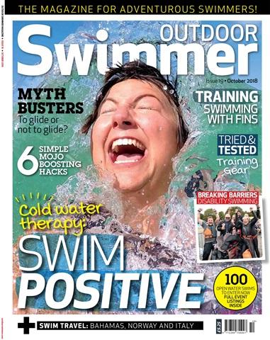 Outdoor Swimmer issue October 2018