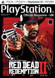 Playstation Official Magazine (UK Edition) issue November 2018
