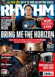 Rhythm issue October 2018