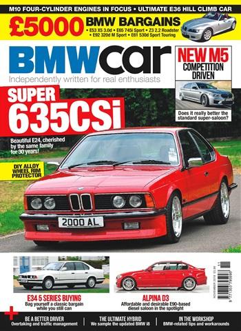 BMW Car issue November 2018