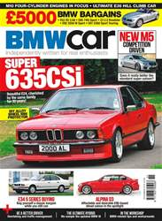 BMW Car issue November 2018