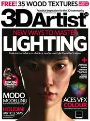 3D Artist issue Issue 124