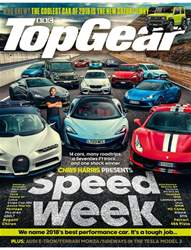 Top Gear issue Nov-18
