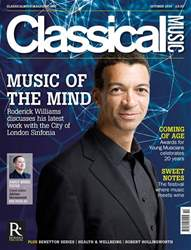 Classical Music issue October 2018