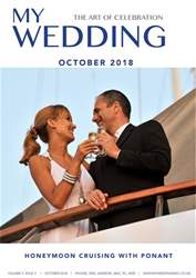 My Wedding issue  October 2018