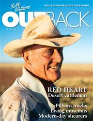 OUTBACK Magazine issue OUTBACK 121