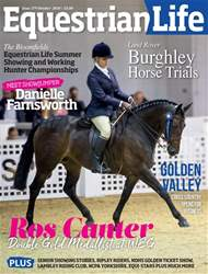 Equestrian Life Magazine issue October 2018