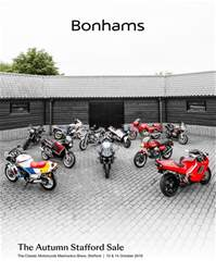 Bonhams Autumn Stafford Sale Catalogue issue Bonhams Autumn Stafford Sale Catalogue