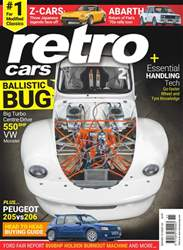 Retro Cars issue Nov-Dec 2018