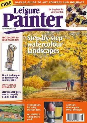 Leisure Painter issue Nov-18