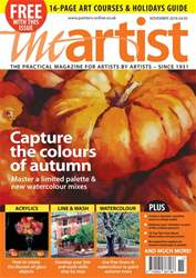 The Artist issue November 18