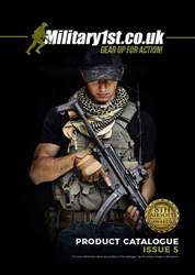 Airsoft Action issue Military 1st Product Catalogue - Issue 5