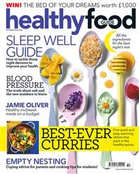 Healthy Food Guide issue October 2018